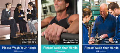 Examples of Hand Hygiene Posters