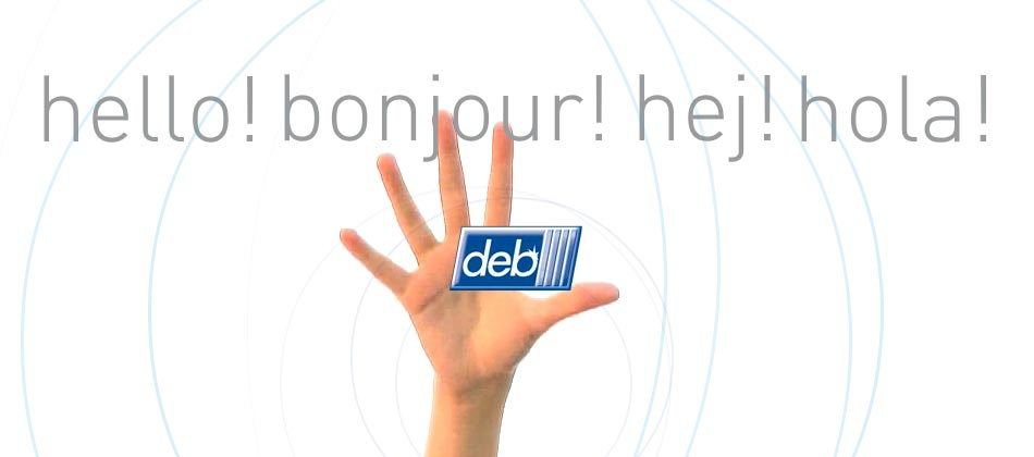 Deb Group Global Website